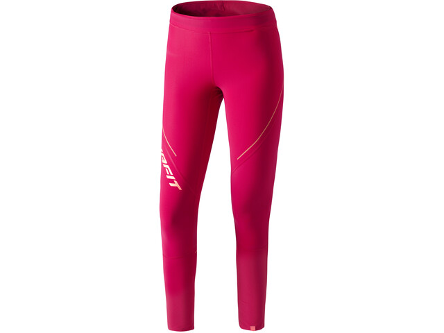 Dynafit Ultra Long Tights Damen crimson